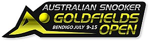 2012 Australian Goldfields Open - Image: 2012 Australian Goldfields Open logo