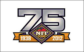 2012 National Invitation Tournament - 2012 NIT Logo