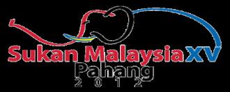 2011–2012 Sukma Games - Image: 2012 Sukma Games Logo