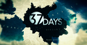 37 Days (TV series) - Image: 37 Days