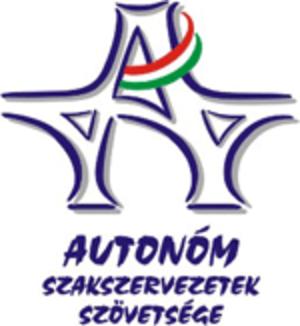 Autonomous Trade Union Confederation - Image: A Sz Sz logo