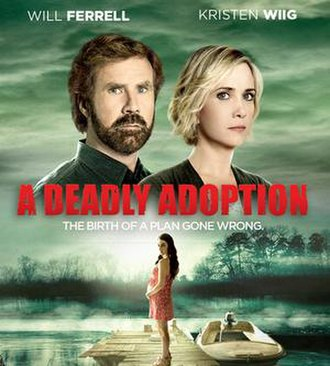 A Deadly Adoption - Poster