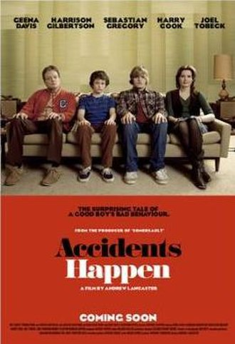 Accidents Happen - Promotional poster