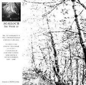 The White (EP) - Image: Agalloch The White (EP)