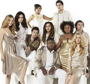 American Idols LIVE! Tour 2008 - Image: Ai 7 top 10tour
