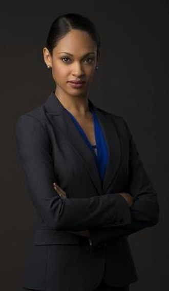 Amanda Waller - Cynthia Addai-Robinson as Waller in the television series Arrow