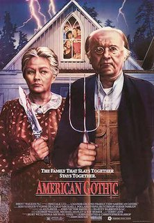 <i>American Gothic</i> (1988 film) 1988 Canadian film directed by John Hough