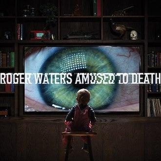 Amused to Death - Image: Amused to Death 2015 Remaster