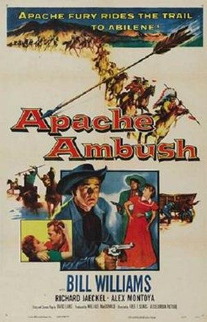 Apache Ambush - Image: Apache Ambush