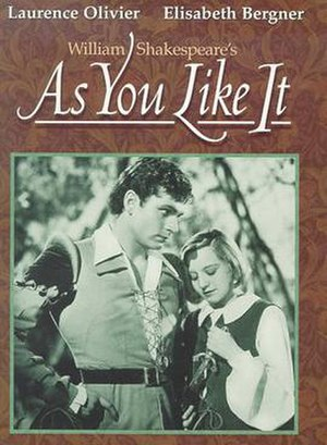 As You Like It (1936 film)