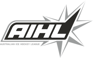 Australian Ice Hockey League - Image: Australian Ice Hockey League Logo