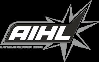 Australian Ice Hockey League - Image: Australian Ice Hockey League Logo