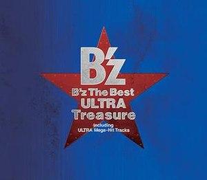 "B'z The Best ""Ultra Treasure"" - Image: B'z TBUT"