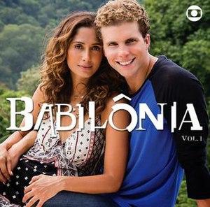 Babilônia (telenovela) - Image: Babilônia Vol, 1