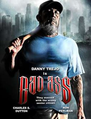 Bad Ass (film) - Film poster