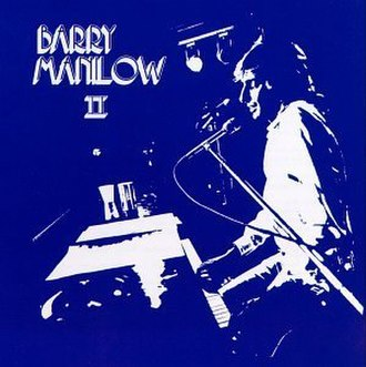 Barry Manilow II - Image: Barrysecondalbum