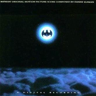 Batman (score) - Image: Batman score