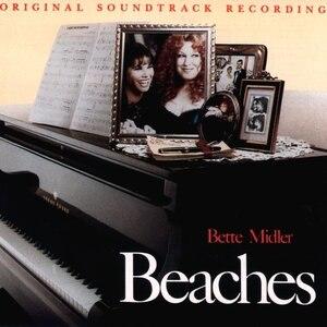 Beaches (soundtrack) - Image: Beaches album