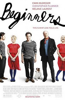 <i>Beginners</i> 2010 American film directed by Mike Mills