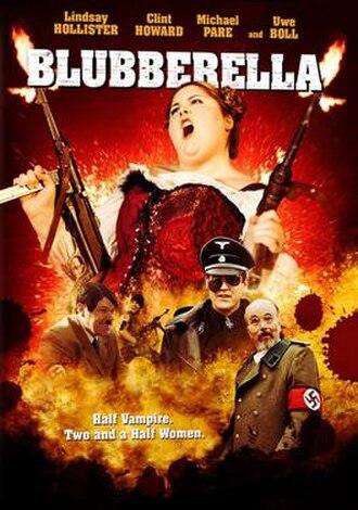 Blubberella - Image: Blubberella Cover