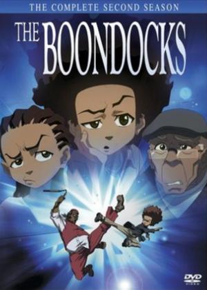 The Boondocks (season 2) - Image: Boondocks season 2 DVD