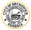 Official seal of Brunswick, Georgia