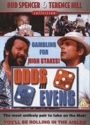 Odds and Evens (film) - Image: Bud Spencer Odds And Evens