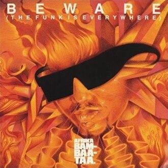 Beware (The Funk Is Everywhere) - Image: Bugskull Beware The Funk Is Everywhere