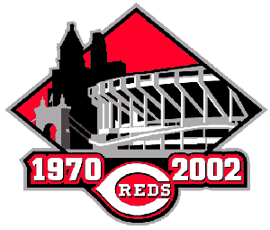 Bye-bye Riverfront Stadium