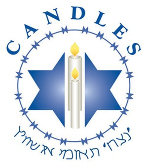 CANDLES Holocaust Museum and Education Center - Image: CANDLES Logo