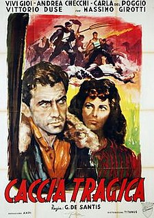 <i>Tragic Hunt</i> 1947 film