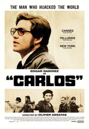 Carlos (miniseries) - Theatrical release poster
