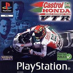Castrol Honda VTR