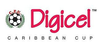 2010 Caribbean Cup - Alternate logo.