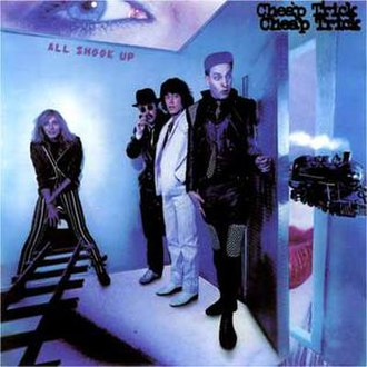 All Shook Up (Cheap Trick album) - Image: Cheap Trick All Shook Up