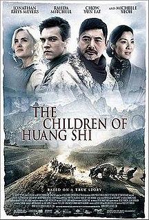 <i>The Children of Huang Shi</i> 2008 film by Roger Spottiswoode