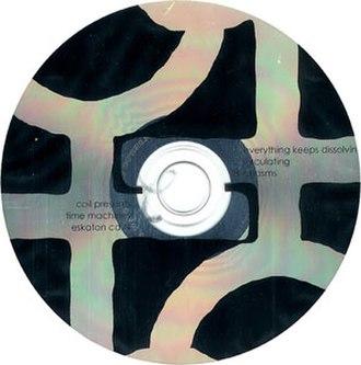 Coil Presents Time Machines - Image: Coil Presents Time Machines Eskatoncd 24