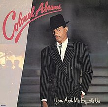 Colonel Abrams You and Me Equals Us album.jpg