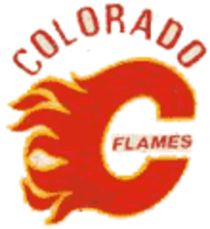 Colorado Flames - Image: Colorado Flames