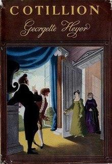 Cotillion (novel) - Wikipedia