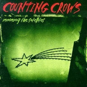 Recovering the Satellites - Image: Counting Crows Recovering The Satellites