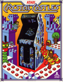 Crystal Castles Video Game Wikipedia