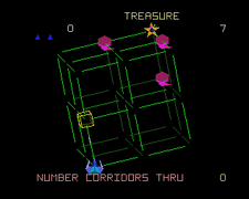 Gameplay of Cube Quest