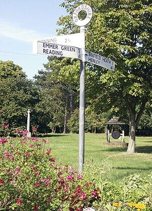 Dunsden Green - Image: DUNSDEN