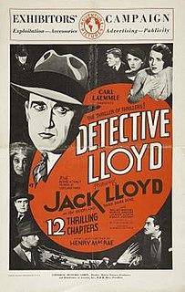 <i>Detective Lloyd</i> 1932 film