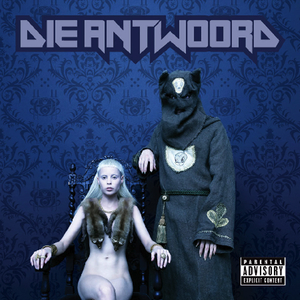 $O$ - Image: Die antwoord SOS cover