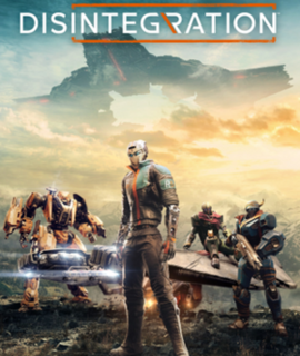 <i>Disintegration</i> (video game)