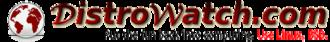 DistroWatch - Image: Distro Watch Logo