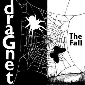 Dragnet (album) - Image: Dragnet (The Fall album cover art)