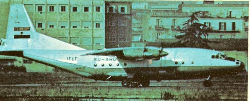 Antonov - Todos sus aviones